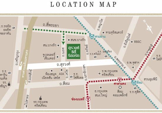 surawong-map